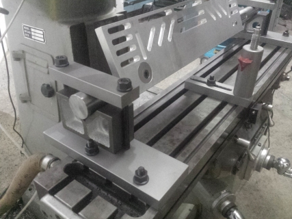 Cylinder Head Holding And Leveling Fixture Rick Morris